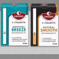 Swisher Releases Line of E-Cigarettes
