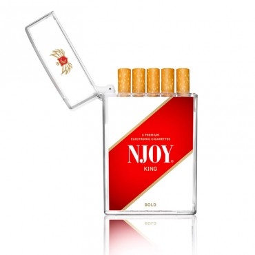 Electronic cigarette smoke vapor
