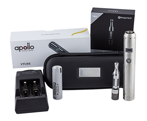 Best E-Cigarette 2014 Apollo VTube