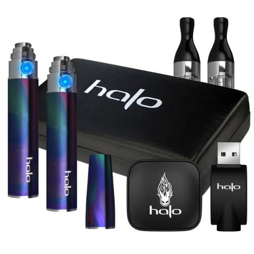 Best E-Cigarette 2014 Halo Triton