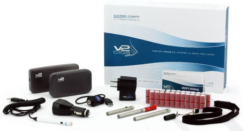Best E-Cigarette 2014 V2 Cigs
