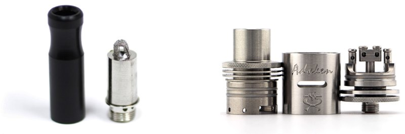 Flooded Atomizer RDA