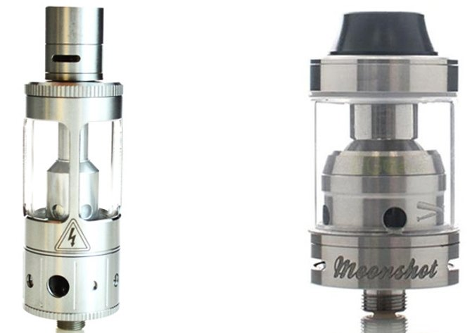 Flooded Atomizer Tank RTA