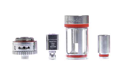 Flooded Sub Ohm Tank Atomizer