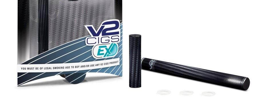 V2 Cigs EX Review: New for 2014