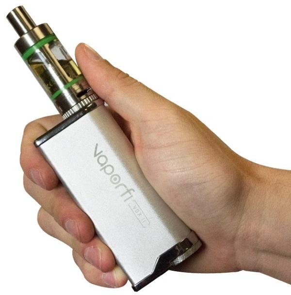 Best E-Cigarettes 2015 VaporFi VOX II