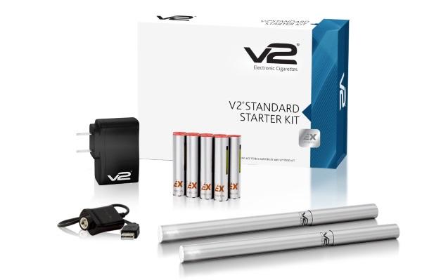 Vapour 2 E-Cigarette Review