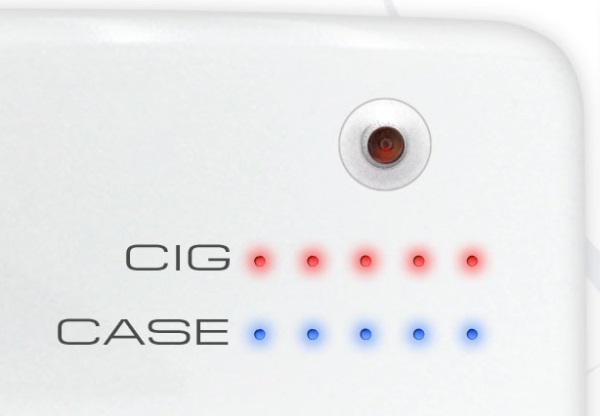 Vapour 2 Review Charging Case