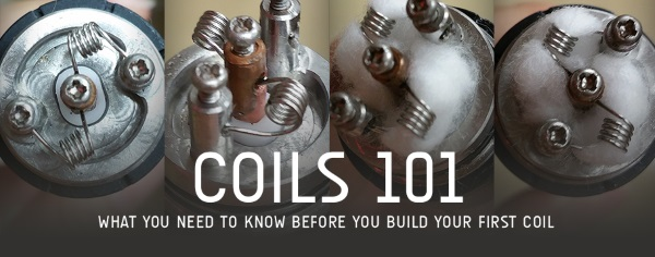 Alien Clapton Coils A1 pre-built coils 0.45ohm pack of 10 coils RBA RTA RDA 0002