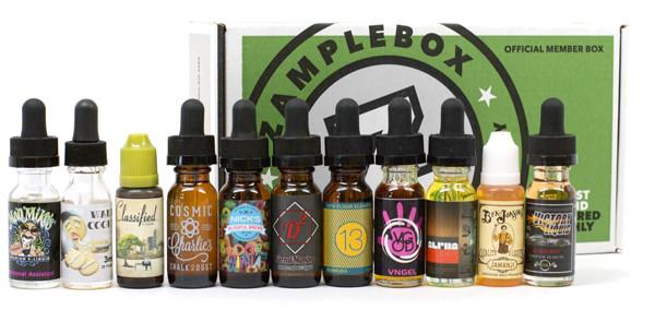 Best E-Cigarette Gifts 2015 Zamplebox