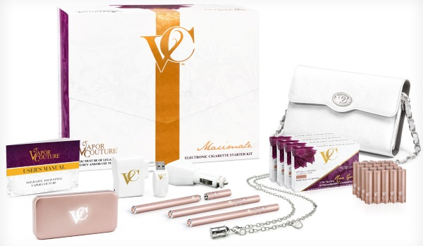 Best E-Cigarette Gifts Vapor Couture Maximale Kit