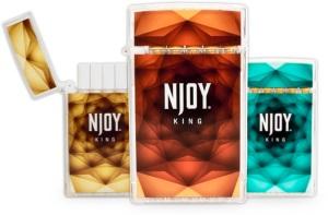 E-Cigarette Gifts 2015 NJOY King