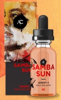 NJOY Artist Collection Review Samba Sun