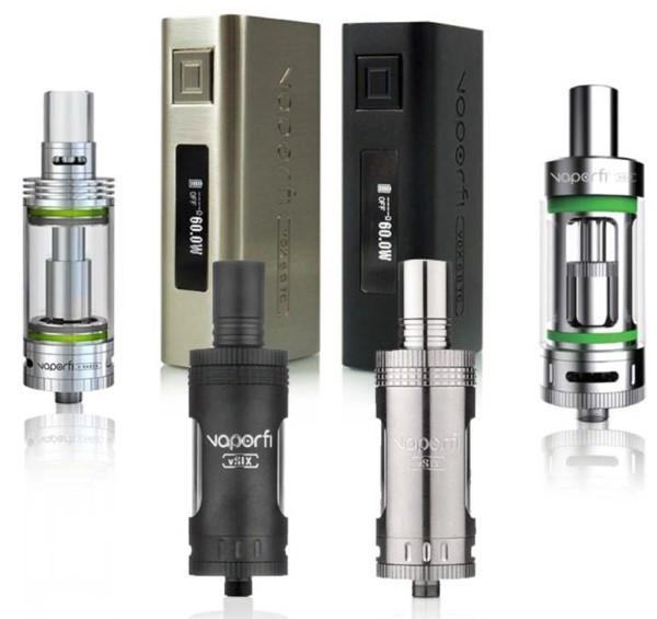 Best E-Cigarettes 2016 VaporFi VOX 60 TC