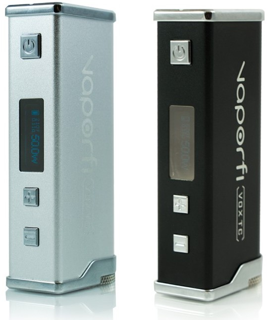 Best E-Cigarettes 2016 VaporFi VOX TC
