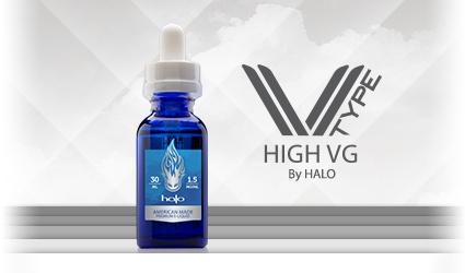 Best E-Liquid 2016 Halo V Type