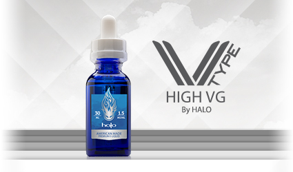 Best E-Liquid 2016 Halo V Type