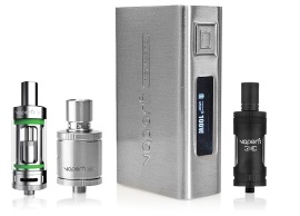Mechanical vs Power Regulated Mods VaporFi VOX 100