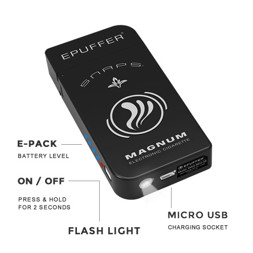 ePuffer Magnum Review