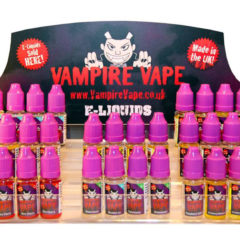 Vampire Vape E-Liquid Review