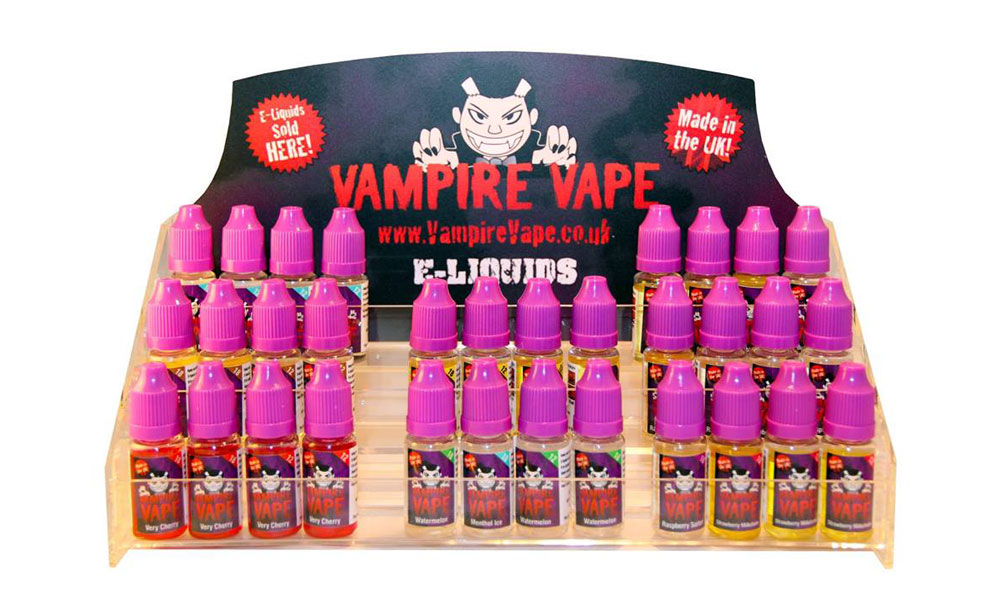 Vampire Vape E-Liquid Review