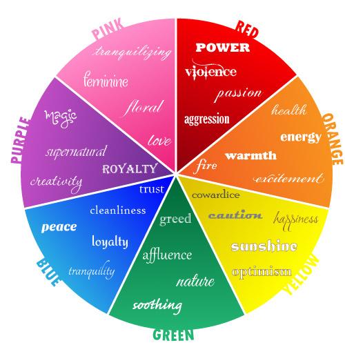 Logo Color Emotions