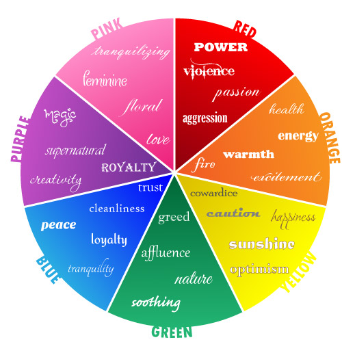 Logo Color Emotions