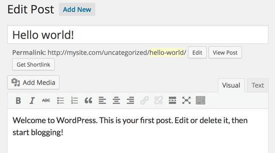 Vape Shop WordPress Website