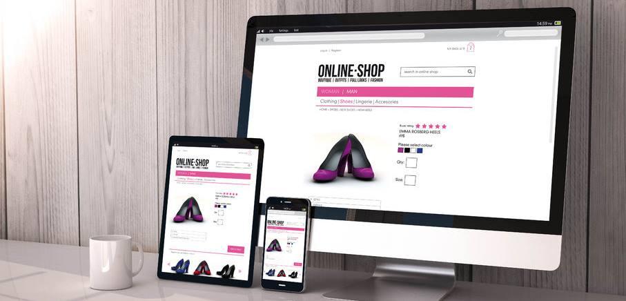 Vape Shop Responsive Design
