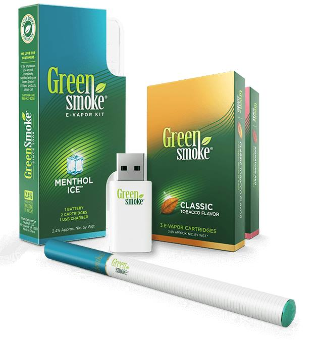 Who Owns Green Smoke
