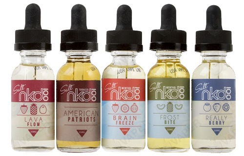Nicotine Salt E-Liquid