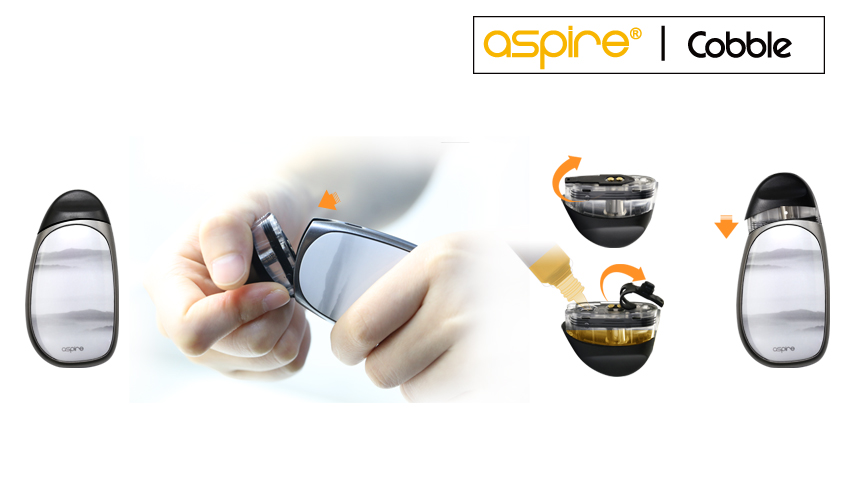 Aspire Cobble Vape Review