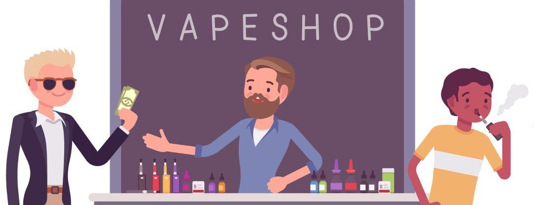 Promote Vape Shop Online Marketing