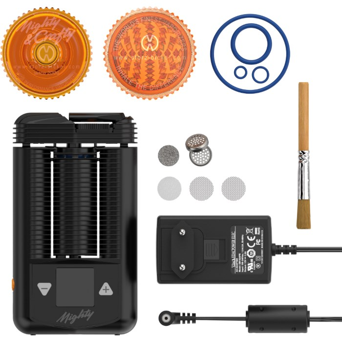 Storz Bickel Mighty Vaporizer Review