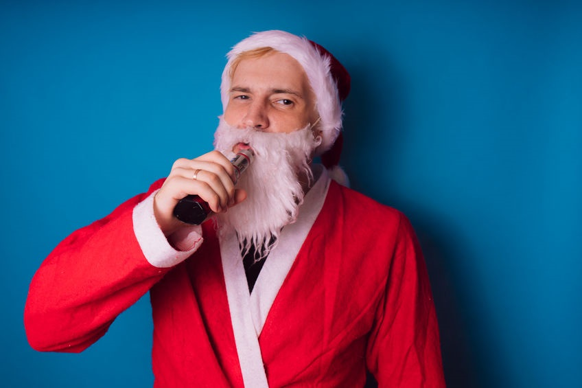 Bad Vaping Santa Worst Vaping Models