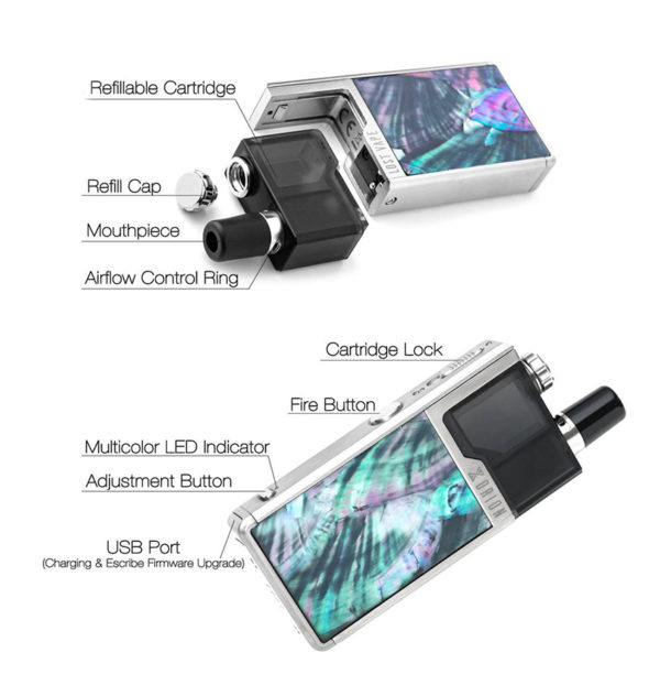 Lost Vape Orion DNA Guide