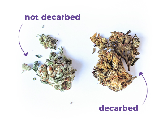 Decarb Cannabis Easy
