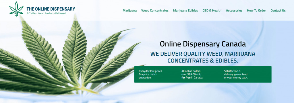 An Intro to Buying Cannabis From Online Dispensaries