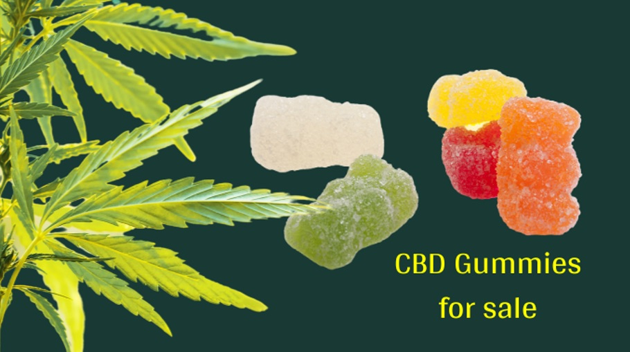 Buy CBD Gummies for Sale