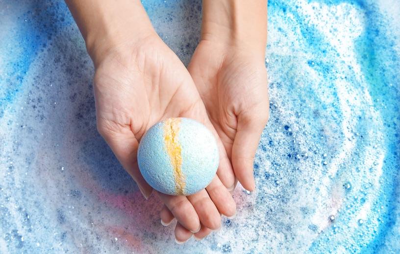 Top 5 Benefits of CBD Bath Bombs